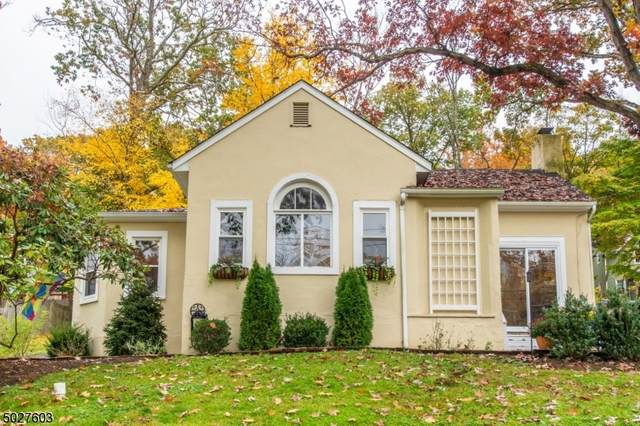98 Burnham Pky, Morris Twp., NJ 07960 (MLS #3674428) :: Halo Realty