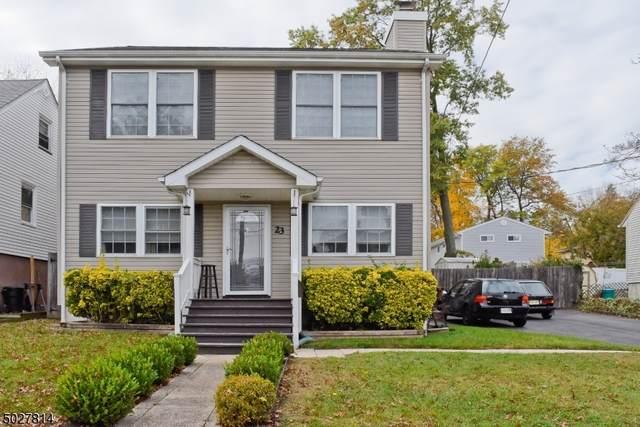 23 Calumet Ave, Parsippany-Troy Hills Twp., NJ 07034 (MLS #3674491) :: William Raveis Baer & McIntosh