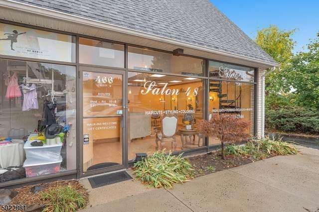466 Pompton Ave Unit 9, Cedar Grove Twp., NJ 07009 (MLS #3674496) :: SR Real Estate Group