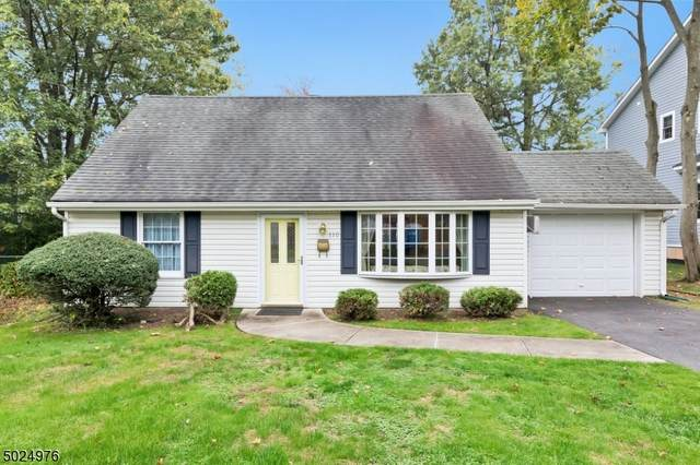 110 Oxford Ter, Westfield Town, NJ 07090 (MLS #3674548) :: The Premier Group NJ @ Re/Max Central