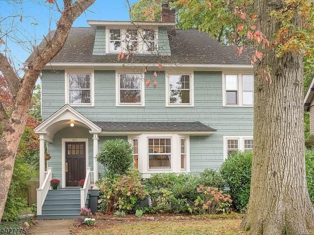 341 N Fullerton Ave, Montclair Twp., NJ 07042 (MLS #3674618) :: SR Real Estate Group