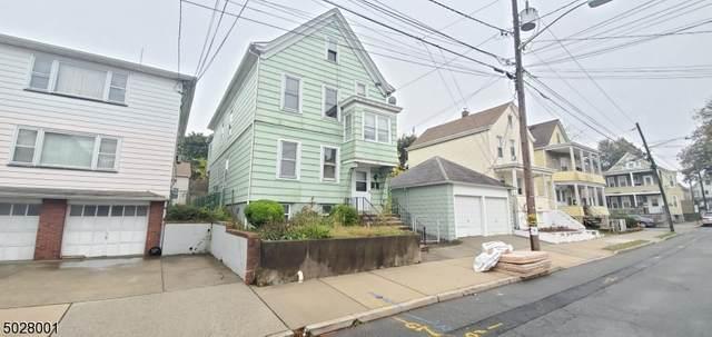 13 Exchange Pl, Clifton City, NJ 07011 (MLS #3674624) :: William Raveis Baer & McIntosh