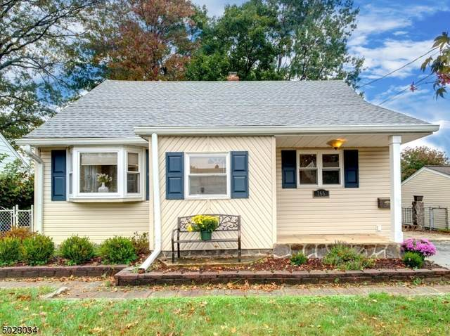 166 Edison St, Clifton City, NJ 07013 (MLS #3674648) :: William Raveis Baer & McIntosh