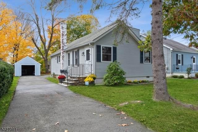 60 Maple Ave, Morris Plains Boro, NJ 07950 (MLS #3674686) :: RE/MAX Select