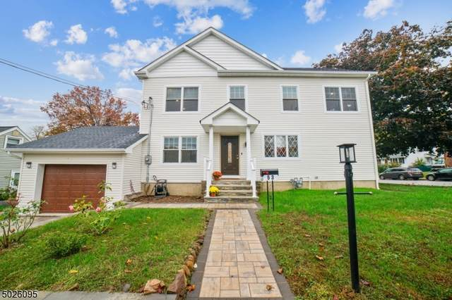 53 Tristan Rd, Clifton City, NJ 07013 (MLS #3674784) :: William Raveis Baer & McIntosh