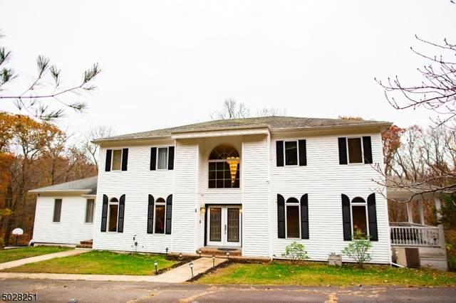 1 Hidden Hills Rd, Jefferson Twp., NJ 07438 (MLS #3674905) :: RE/MAX Select