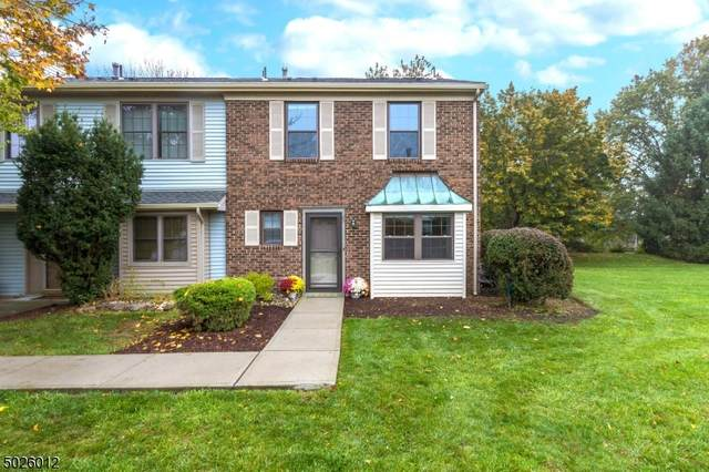 23 Exeter Ct #23, Franklin Twp., NJ 08873 (MLS #3674913) :: Parikh Real Estate