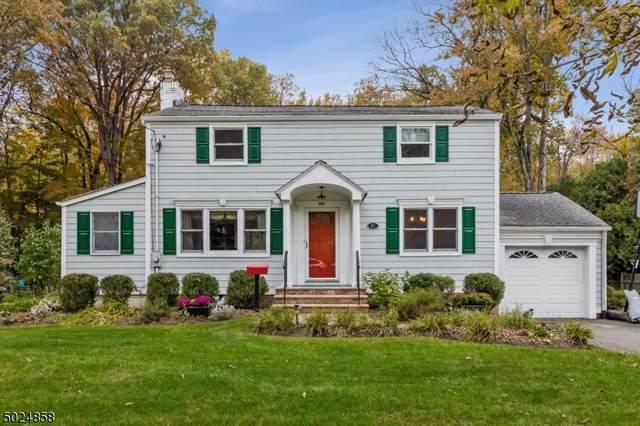 67 Rowan Rd, Chatham Boro, NJ 07928 (MLS #3674931) :: Coldwell Banker Residential Brokerage
