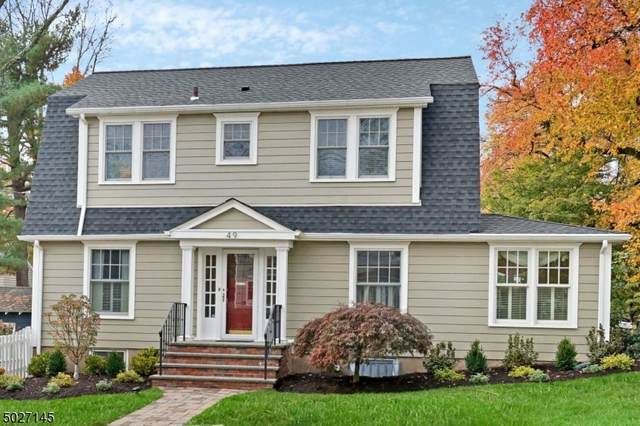 49 Weston Ave, Chatham Boro, NJ 07928 (MLS #3675017) :: RE/MAX Platinum