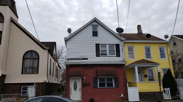 48 22ND AVE, Paterson City, NJ 07513 (MLS #3675028) :: SR Real Estate Group