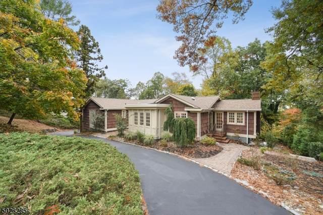 1380 Outlook Dr, Mountainside Boro, NJ 07092 (MLS #3675054) :: Kiliszek Real Estate Experts