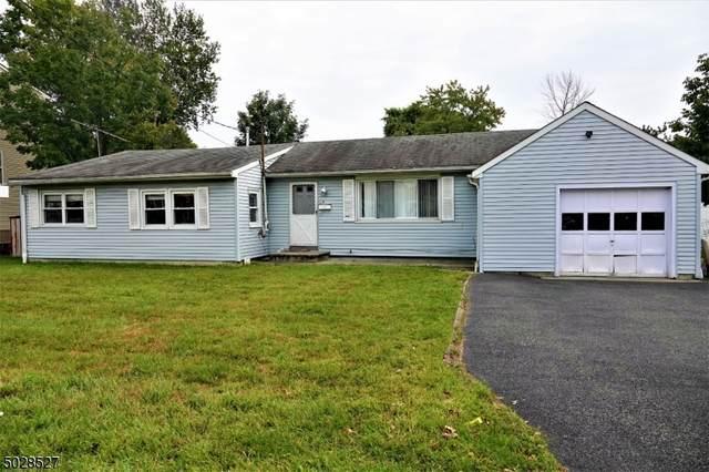 28 Vail Rd, Parsippany-Troy Hills Twp., NJ 07034 (MLS #3675089) :: The Dekanski Home Selling Team