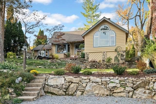 439 W Shore Trl, Sparta Twp., NJ 07871 (MLS #3675128) :: Team Braconi   Christie's International Real Estate   Northern New Jersey