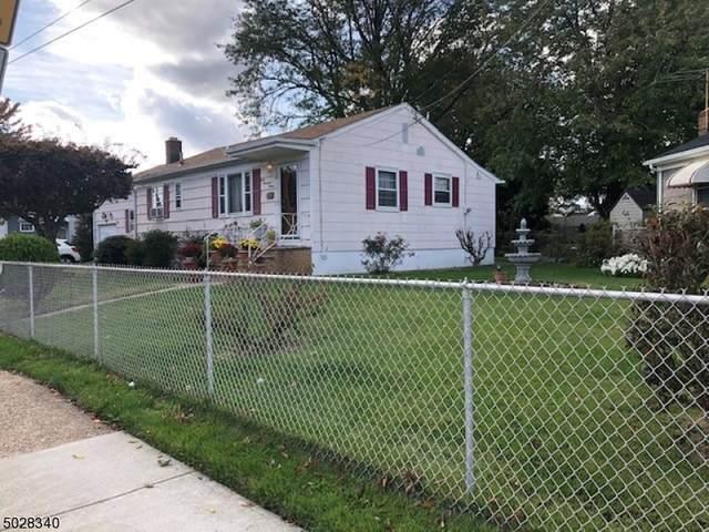 1012 Jackson Ave, Elizabeth City, NJ 07201 (MLS #3675135) :: The Sikora Group