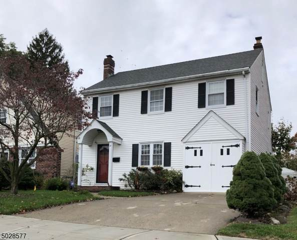 14 Sussex Rd, Clifton City, NJ 07012 (MLS #3675157) :: The Premier Group NJ @ Re/Max Central
