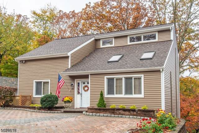 23 Longview Trail, Denville Twp., NJ 07834 (MLS #3675174) :: The Premier Group NJ @ Re/Max Central