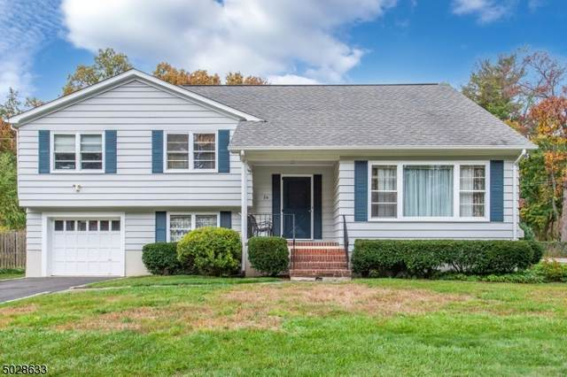 24 Lidgerwood Pl, Morris Twp., NJ 07960 (MLS #3675189) :: The Premier Group NJ @ Re/Max Central