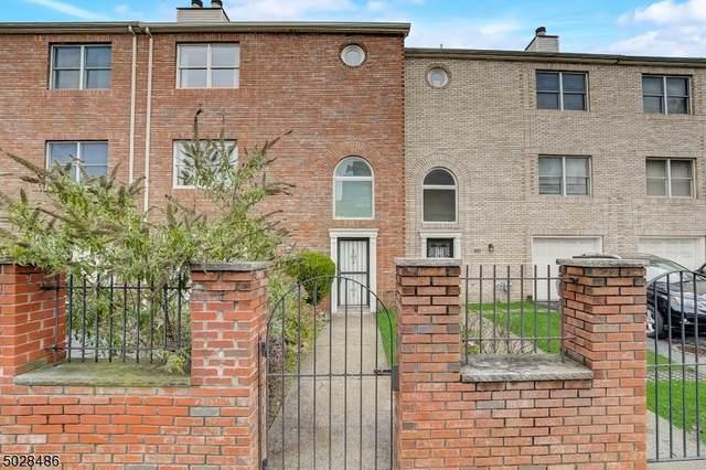 121 Arlington St, Newark City, NJ 07102 (MLS #3675333) :: SR Real Estate Group
