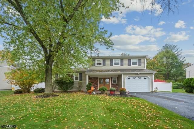 64 Oakey Dr, South Brunswick Twp., NJ 08824 (MLS #3675363) :: SR Real Estate Group