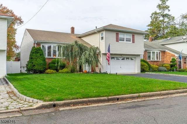 1142 Debra Dr, Linden City, NJ 07036 (MLS #3675372) :: Team Braconi | Christie's International Real Estate | Northern New Jersey