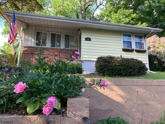 12 Wichita Ave, Rockaway Twp., NJ 07866 (MLS #3675422) :: RE/MAX Platinum