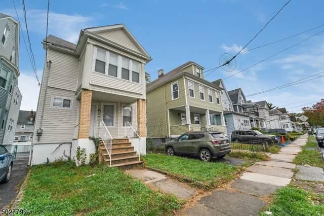 32 Dover St, Newark City, NJ 07106 (MLS #3675576) :: SR Real Estate Group