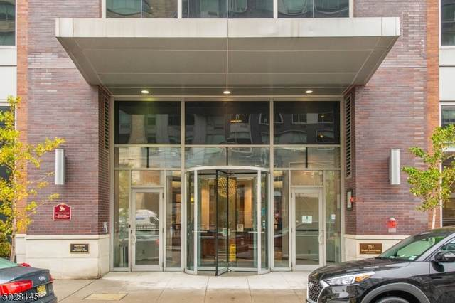 201 Marin Blvd #602, Jersey City, NJ 07302 (MLS #3675579) :: Gold Standard Realty