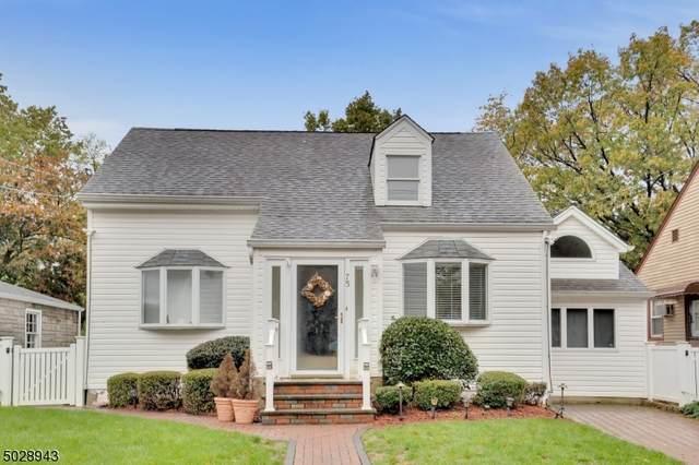 75 Plymouth Rd, Nutley Twp., NJ 07110 (MLS #3675630) :: RE/MAX Platinum