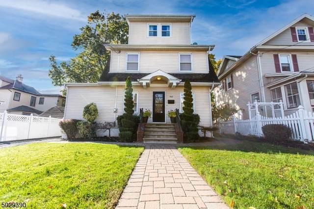 Edgewood Rd, Elizabeth City, NJ 07208 (MLS #3675891) :: The Karen W. Peters Group at Coldwell Banker Realty