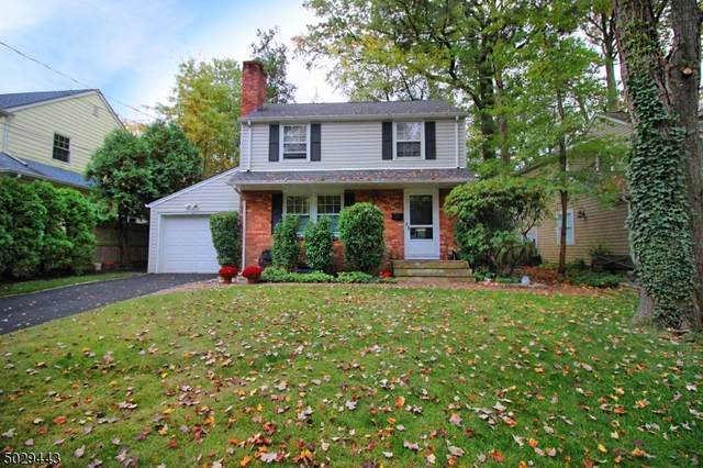 68 Colfax Rd, Springfield Twp., NJ 07081 (MLS #3675969) :: Team Cash @ KW