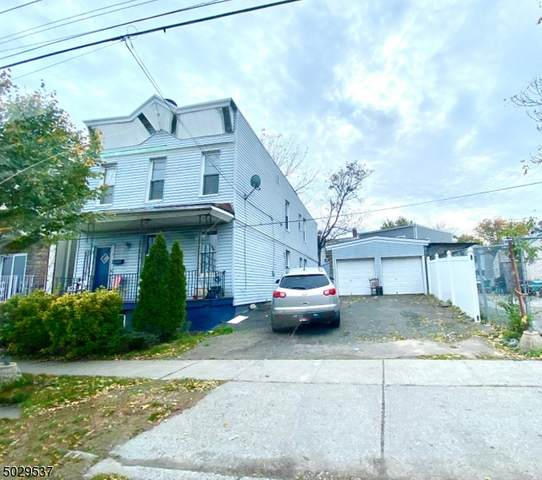 636 Trumbull St #2, Elizabeth City, NJ 07206 (MLS #3675995) :: Coldwell Banker Residential Brokerage