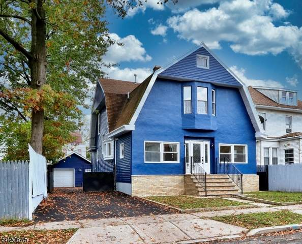 36 Newfield St, East Orange City, NJ 07017 (MLS #3676142) :: Coldwell Banker Residential Brokerage