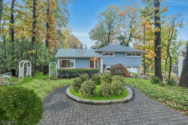 4 Dogwood Lane, Parsippany-Troy Hills Twp., NJ 07878 (MLS #3676445) :: Coldwell Banker Residential Brokerage