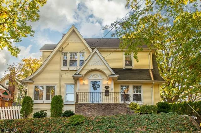 33 N Spring Garden Ave, Nutley Twp., NJ 07110 (#3676538) :: Nexthome Force Realty Partners