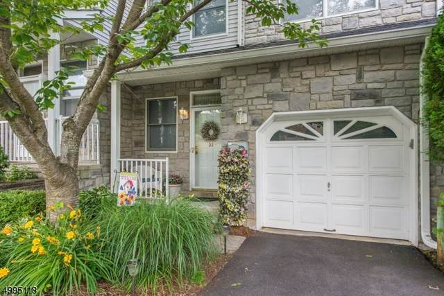 23 Springhill Dr, Parsippany-Troy Hills Twp., NJ 07950 (MLS #3676917) :: The Karen W. Peters Group at Coldwell Banker Realty