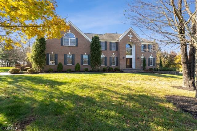 14 Smoke Rise Ln, Clinton Twp., NJ 08801 (MLS #3676939) :: Team Braconi | Christie's International Real Estate | Northern New Jersey