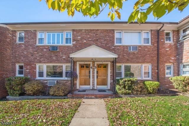 365 Bloomfield Ave 4A, Verona Twp., NJ 07044 (MLS #3676970) :: Zebaida Group at Keller Williams Realty