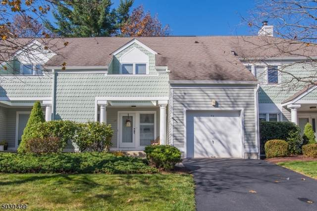 114 Sleepy Hollow #114, Sparta Twp., NJ 07871 (MLS #3677333) :: REMAX Platinum