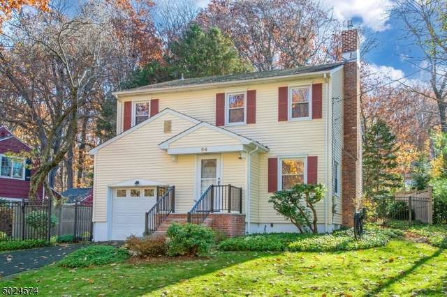 54 E Lake Blvd, Morris Twp., NJ 07960 (MLS #3677353) :: Coldwell Banker Residential Brokerage