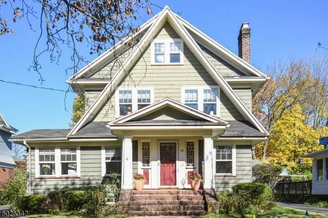 17 Courter Ave, Maplewood Twp., NJ 07040 (MLS #3677465) :: Zebaida Group at Keller Williams Realty