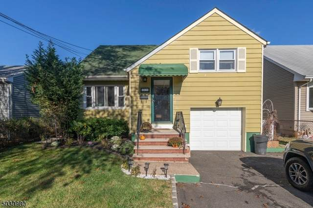 2818 N Stiles St #1, Linden City, NJ 07036 (MLS #3677576) :: Gold Standard Realty