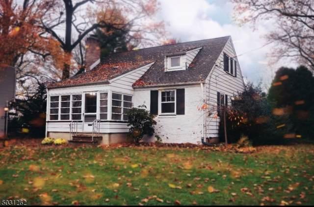 144 Severin Ct, Cranford Twp., NJ 07016 (#3677589) :: Daunno Realty Services, LLC