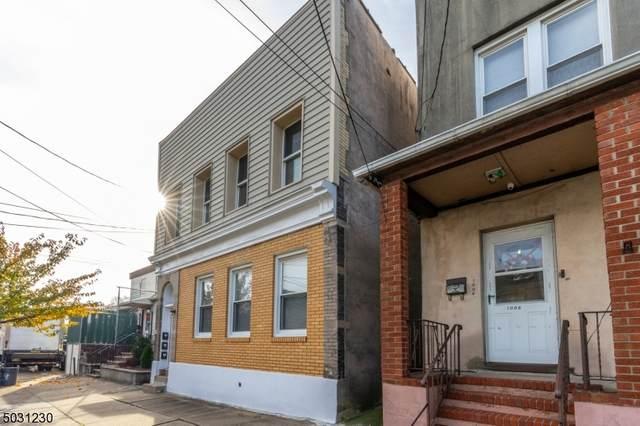 1004 Fanny St, Elizabeth City, NJ 07201 (MLS #3677607) :: Weichert Realtors