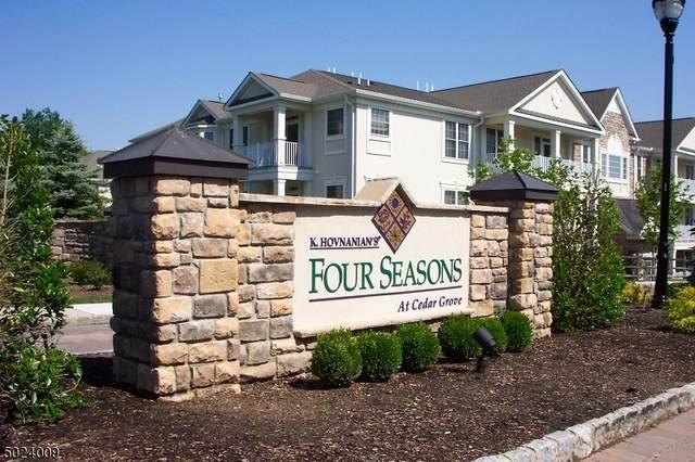 302 Holly Ln #302, Cedar Grove Twp., NJ 07009 (MLS #3677637) :: Coldwell Banker Residential Brokerage