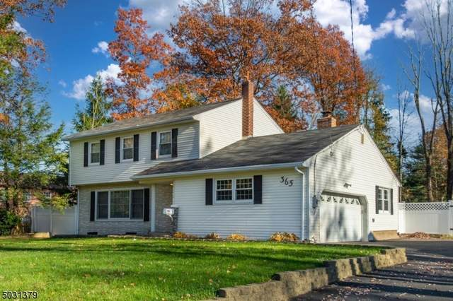 365 Ridgedale Ave, East Hanover Twp., NJ 07936 (MLS #3677665) :: RE/MAX Select