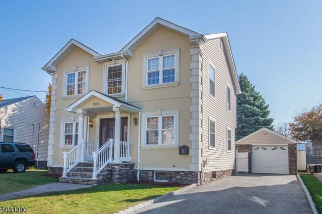 304 Lanza Ave, Saddle Brook Twp., NJ 07663 (#3677671) :: NJJoe Group at Keller Williams Park Views Realty