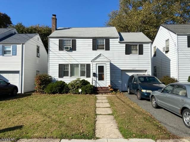 417 Sanford Ave, Hillside Twp., NJ 07205 (MLS #3677686) :: REMAX Platinum