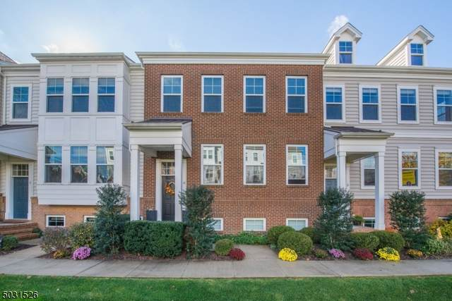 12 Macculloch Ave - Unit 6 #6, Morristown Town, NJ 07960 (MLS #3677780) :: Team Francesco/Christie's International Real Estate