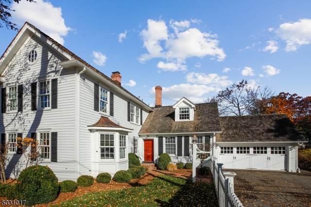 148 Watchung Ave, Chatham Boro, NJ 07928 (MLS #3677884) :: RE/MAX Select