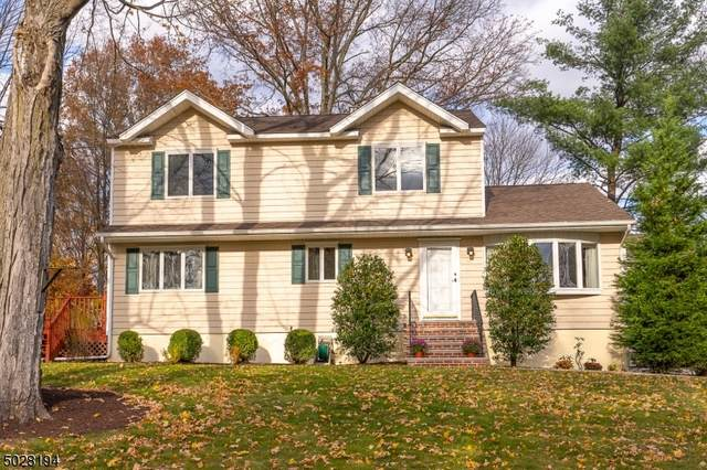 5 Gulick Rd, Hanover Twp., NJ 07961 (MLS #3678170) :: RE/MAX Select